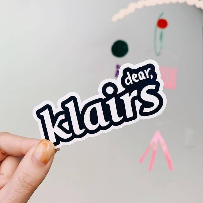 thương hiệu dears klairs