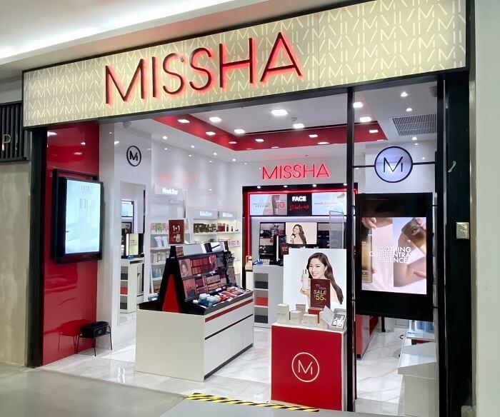 cửa hàng missha