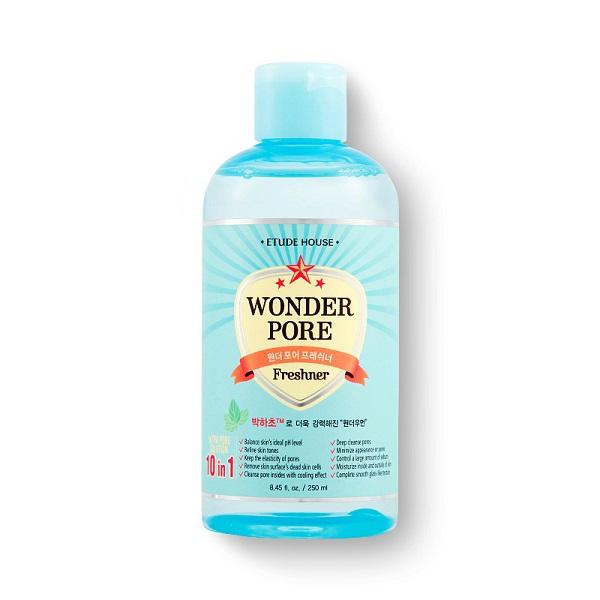 toner tốt nhất cho da dầuEtude House Wonder Pore Freshener