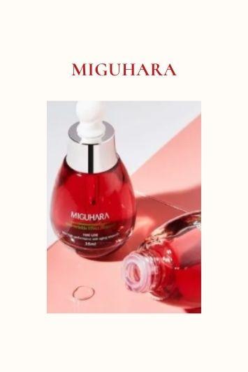 miguhara anti wrinkle effect ampoule