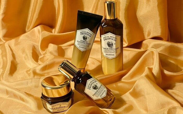 mỹ phẩm skinfood dòng royal honey