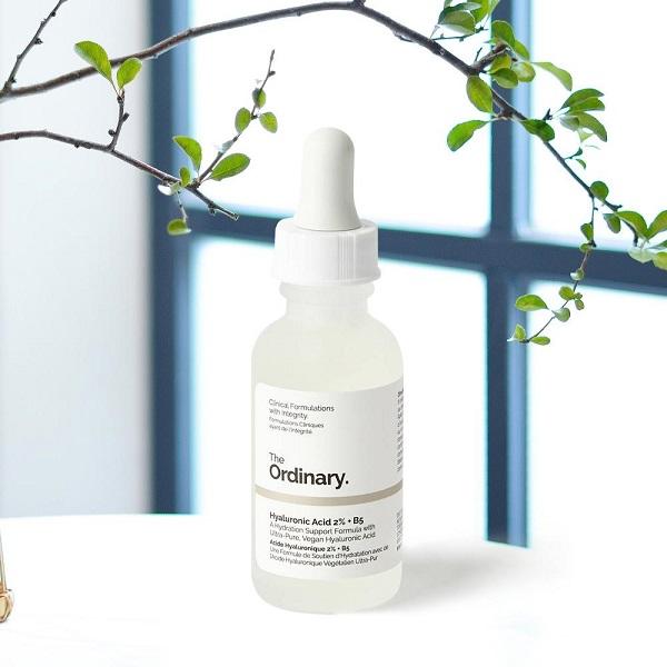 Cách dùng serum The Ordinary hyaluronic acid 2 + b5
