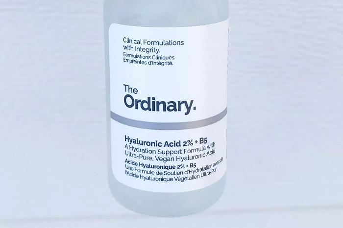 thành phần chính the ordinary hyaluronic acid 2 + b5